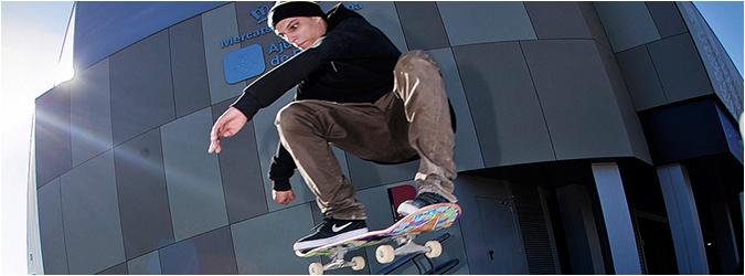 Marcel Rieger 2015 confus skateboarding part
