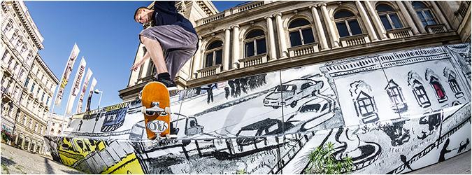 Confus 3 Trailer 2 skateboarding vienna wien