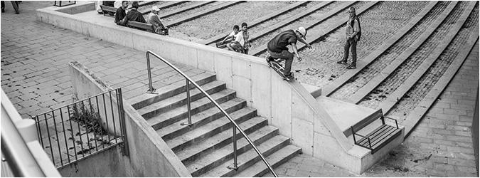 weareconfus skateboarding vienna wien why section