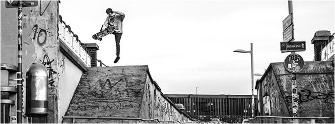 Florian Erkinger weareconfus skateboarding wien